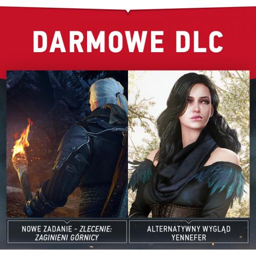 DLC Wiedźmin