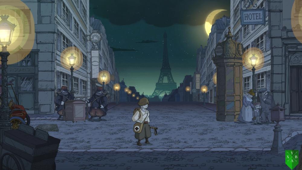 Valiant Hearts 3