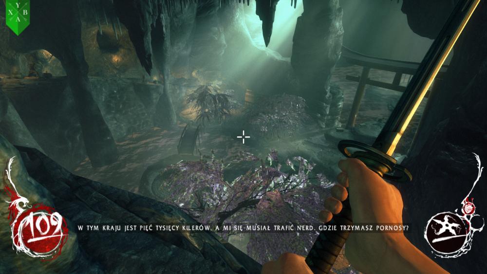 Shadow Warrior - jaskinia