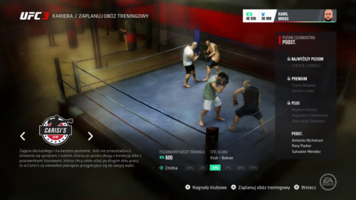 UFC 3 - 3