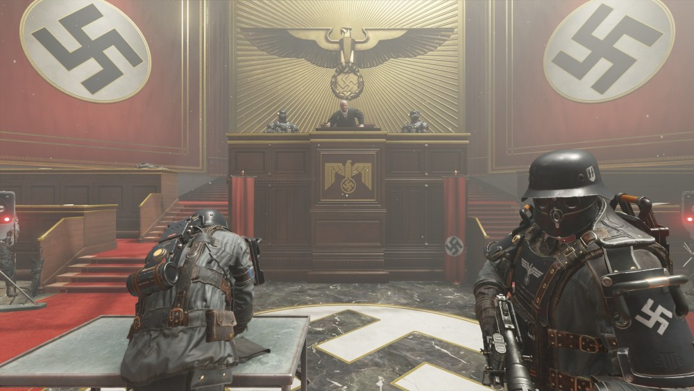 Wolfenstein 2: The New Colossus - 3